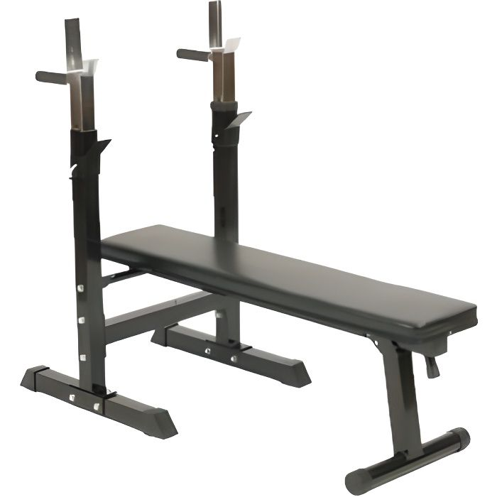 Gorilla Sports Banc de musculation avec support…