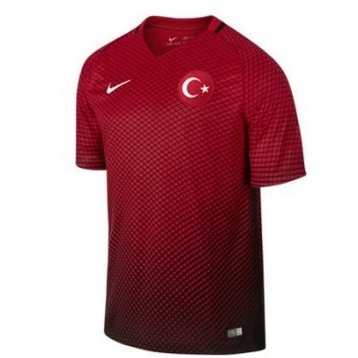 Maillot Officiel Nike Turquie Home Euro 2016