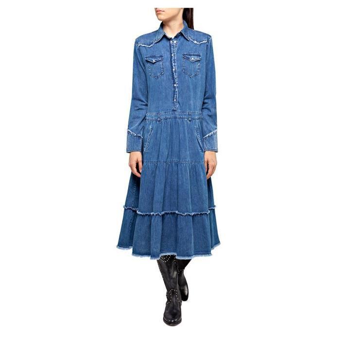 Vêtements femme Robes Replay W9646 Dress