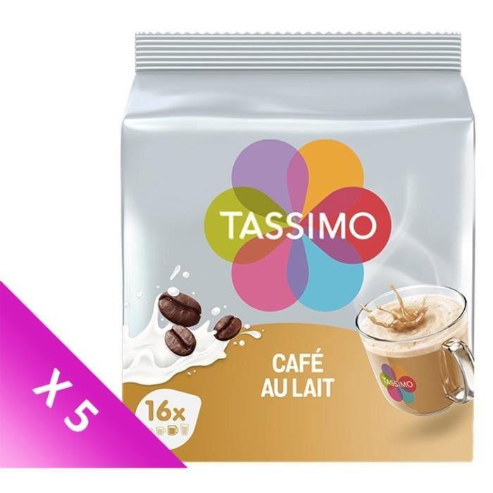 Tassimo Café au Lait en Dosettes x 16 - 184g