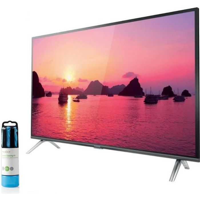 THOMSON TV LED 32- 82cm Téléviseur HD Smart TV Wi-fi Multimédia Port USB