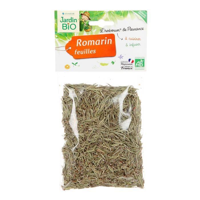 JARDIN BIO Romarin bio - 40 g