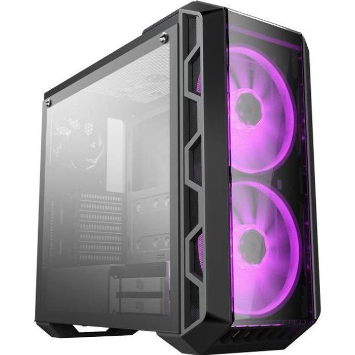 BOITIER PC  COOLER MASTER Boîtier PC MasterCase H500