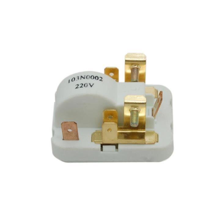 Relais de démarrage Danfoss 103N0018 Réfrigérateur congélateur 103N0018 ARISTON
