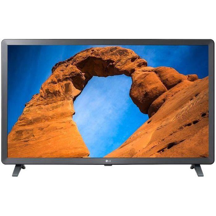 """Téléviseur LED LG 32LK6100PLB Classe 32"""" TV LED Smart TV webOS, T"""