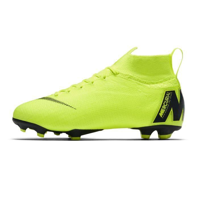 Chaussures football Nike Mercurial Superfly 360 VI Elite DF FG ...