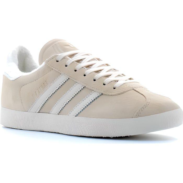 Basket - adidas chaussure gazelle beige