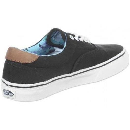 baskets basket vans era 59 black / beach glass, chaussures homme vans z53vans026 36 Noir