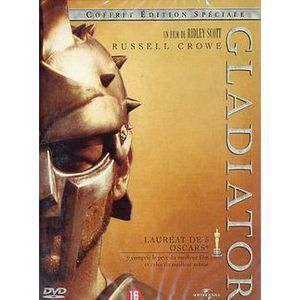DVD FILM GLADIATOR