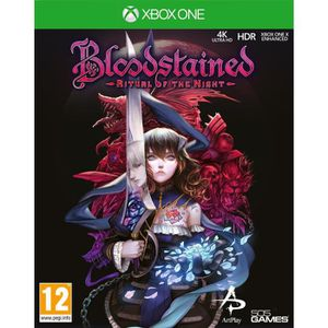 JEU XBOX ONE Bloodstained Ritual of the night Jeu Xbox One