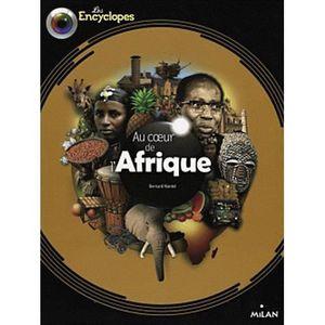 Livre 6-9 ANS Au coeur de l'Afrique