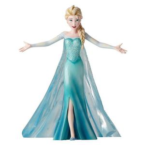 FIGURINE - PERSONNAGE Figurine Elsa La Reine des Neiges - Let it Go - Ha