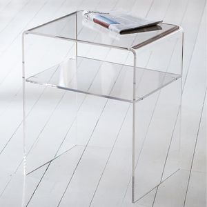 table en plexiglas achat vente table en plexiglas pas cher cdiscount. Black Bedroom Furniture Sets. Home Design Ideas