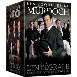 DVD SÉRIE Les Enquêtes de Murdoch-L'intégrale-Saisons 1 à 11