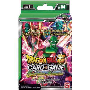 CARTE A COLLECTIONNER Dragon Ball Super Card Game : Deck de Démarrage :