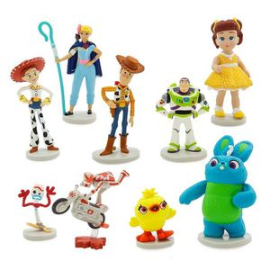 FIGURINE - PERSONNAGE Coffret Disney figurine TOY STORY 4 officiel disne