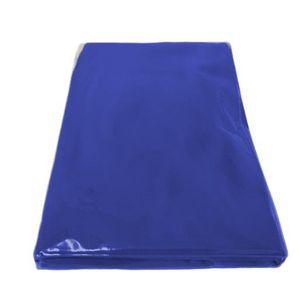 PROTÈGE MATELAS  Coton Housse pour futon double matelas - Bleu prot