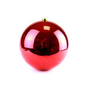boules de noel rouge en plastique achat vente boules de noel rouge en plastique pas cher. Black Bedroom Furniture Sets. Home Design Ideas