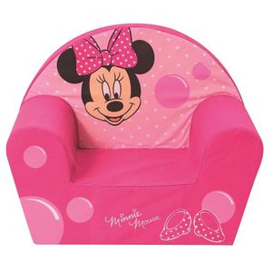 fauteuil minnie achat vente fauteuil minnie pas cher cdiscount. Black Bedroom Furniture Sets. Home Design Ideas