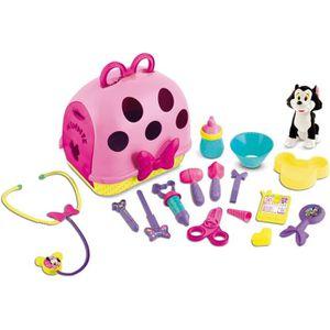 DOCTEUR - VÉTÉRINAIRE Disney Imc Toys Minnie Mouse Vet Set 1B80YS