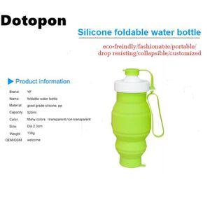 PIÈCE POUR FAIT-MAISON  Dotopon (vert 2 pièces) New silicone sport Portabl