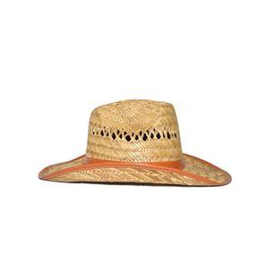 CHAPEAU - BOB Chapeau cowboy en paille Homme Beige