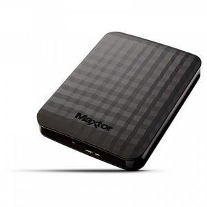 DISQUE DUR EXTERNE Disque Dur Externe Maxtor 223589 4 TB USB Noir