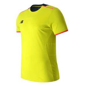 new balance tshirt homme jaune
