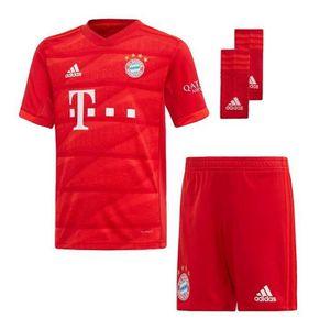 MAILLOT DE FOOTBALL Nouveau Mini-Kit Officiel Enfant Adidas Bayern de