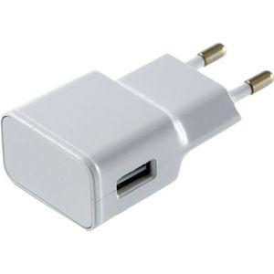 CHARGEUR TÉLÉPHONE Chargeur Secteur Blanc [Compatible Xiaomi REDMI NO