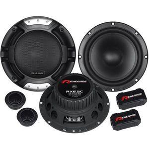 Renegade rx-42 10 cm haut-parleur Boxe 2 Voies Coaxial Système 120 W TOP PRIX