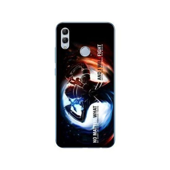 Coque Huawei Y6 (2019) / Y6 Pro (2019) Manga SAO sword Art Online Fight taille unique