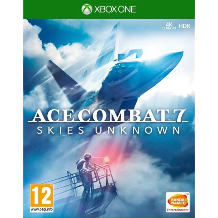 JEU XBOX ONE Ace Combat 7 Jeu Xbox One