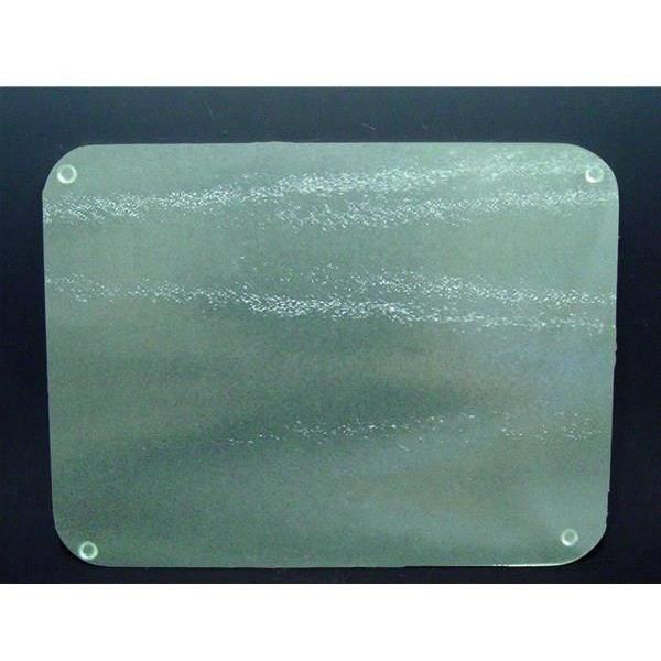 Planche à découper 40x50cm - transparent