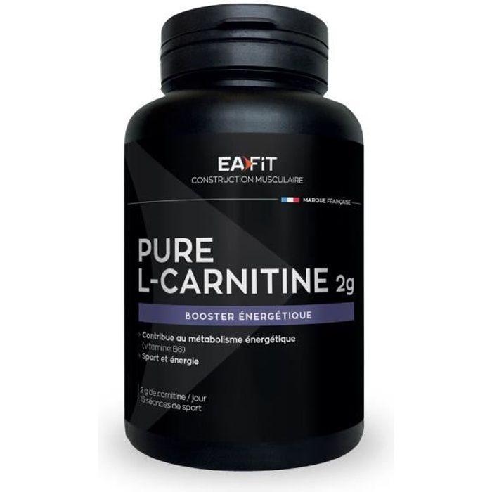 EAFIT Pure L-Carnitine 2g - 90 gélul