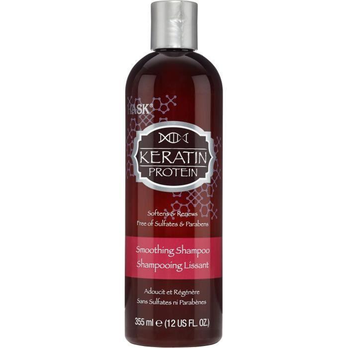 Hask - Shampoing Keratine 355 ml