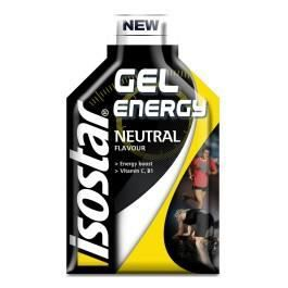 Gel énergétique Isostar Gel Energy Caféine neut...