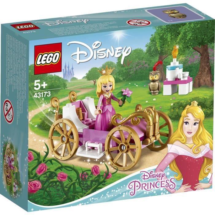 LEGO® Disney Princess™ 43173 - Le carrosse royal d'Aurore