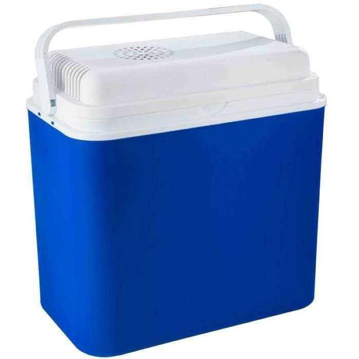 Glacière électrique 24 litres 12 et 230v