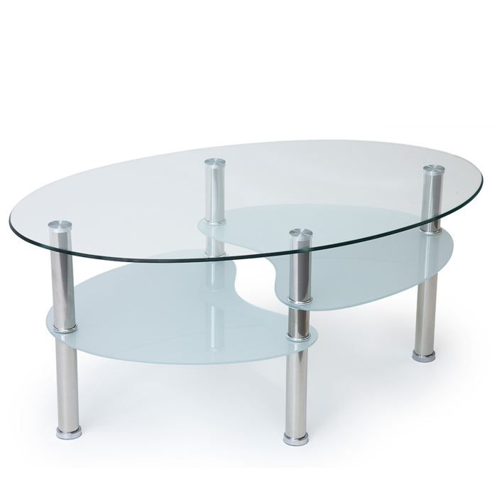 Table de salon senic achat vente table basse table de salon senic verre - Table salon cdiscount ...