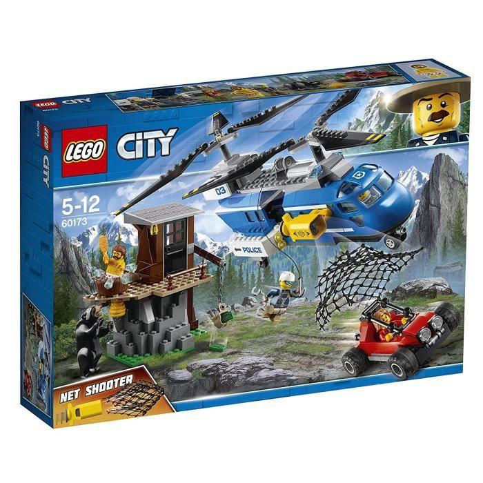 4x LEGO 32526 Braccetto Technic forma L 3x5 Nero3252626