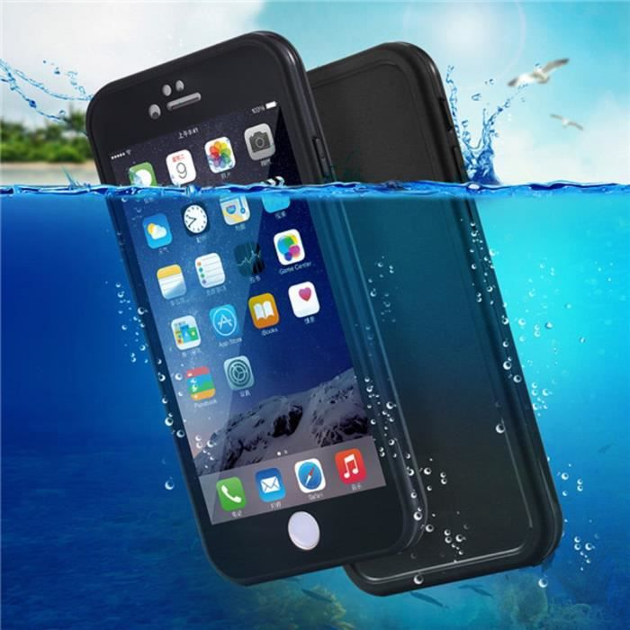 coque iphone 6 waterproof sous l'eau