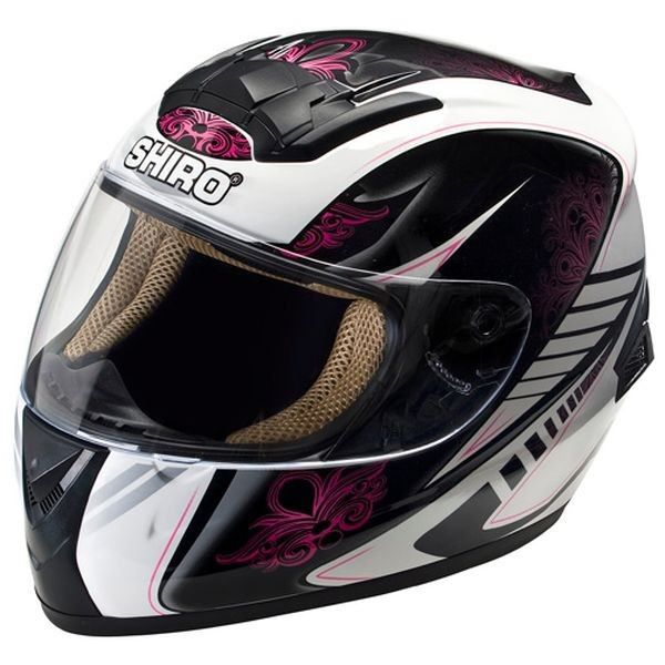 casque moto int gral shiro sh 82 achat vente casque. Black Bedroom Furniture Sets. Home Design Ideas