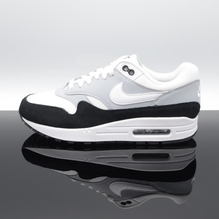 air max one blanche grise