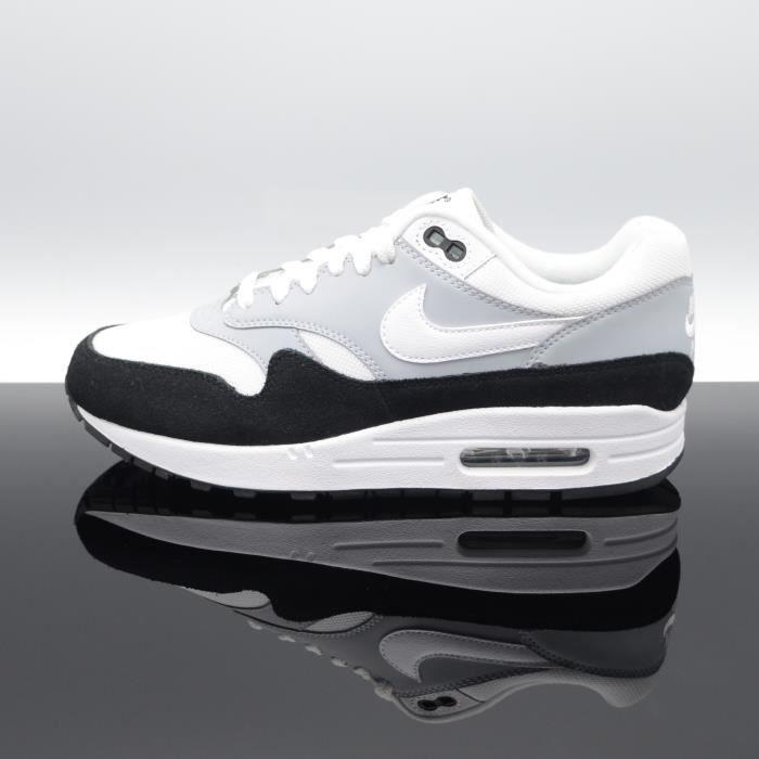 air max 1 noir et blanc