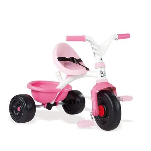 smoby tricycle be move fille achat vente tricycle les soldes sur cdiscount cdiscount. Black Bedroom Furniture Sets. Home Design Ideas