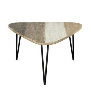 Table triangulaire achat vente table triangulaire pas Table triangulaire scandinave