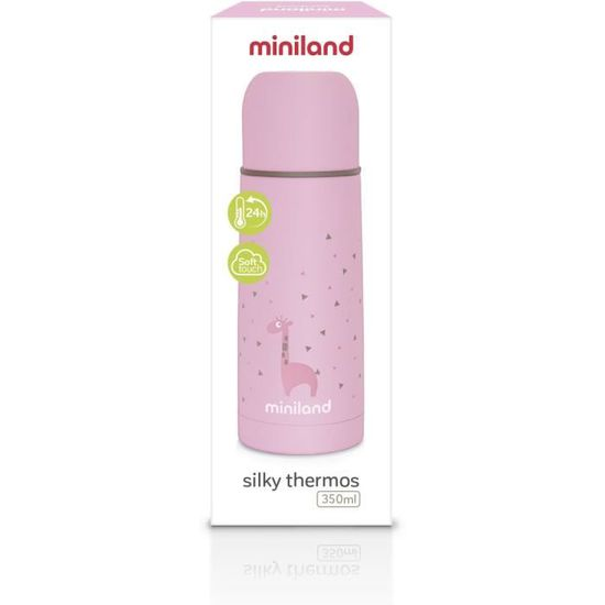 Miniland Thermos pour fille