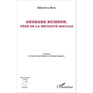 ARBRE - BUISSON Georges Buisson, père de la Sécurité sociale