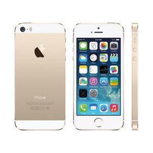 SMARTPHONE APPLE iPhone 5S Or 64Go